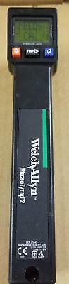 Welch Allyn MicroTymp 2 Tympanometer 23640 Micro Tymp Handle !   J