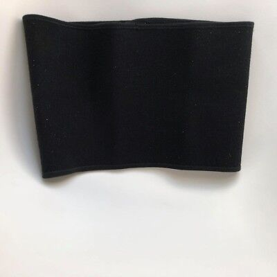 Belly Bandit Original Basic Belly Wrap Small Black. EUC!