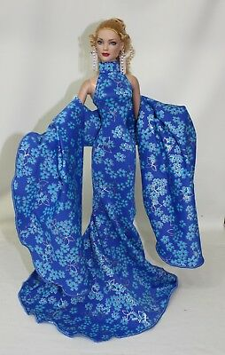 "SALE**Tyler+Friends ""SUMMER BLUES"" blue & silver metallic print 3pc by Mini Chic"