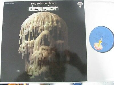 Delusion MC Church Soundroom Pils LP
