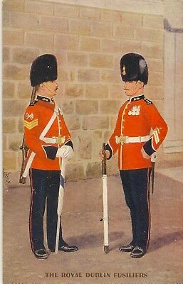 The Royal Dublin Fusiliers Gale And Polden Series  2083