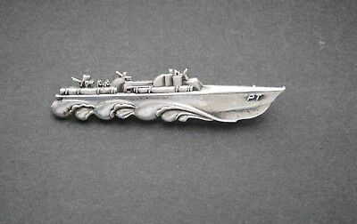 Wwii Us Navy Pt Boat Pin