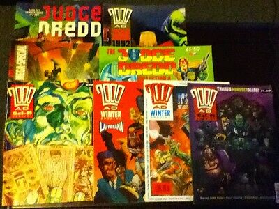 Judge Dredd And 2000 AD Specials Collection