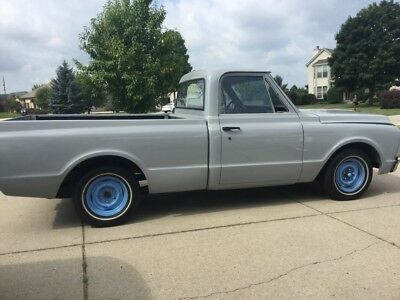 1969 Chevrolet C-10  1969 Chevy C 10 Shortbox