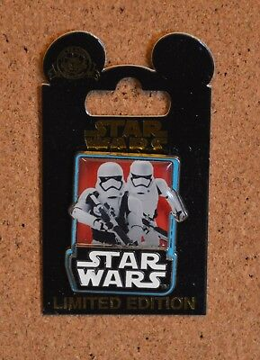 Pin 111117 Star Wars: The Force Awakens - Storm Troopers Countdown #7