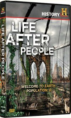 LIFE AFTER PEOPLE New Sealed DVD The History Channel