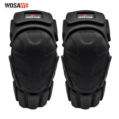 Motorcycle Road Knee Pads Guards Motocross Protector Brace Support Protective