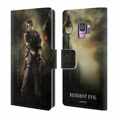 Resident Evil Operation Raccoon City 2 Leather Book Case For Samsung Phones 1