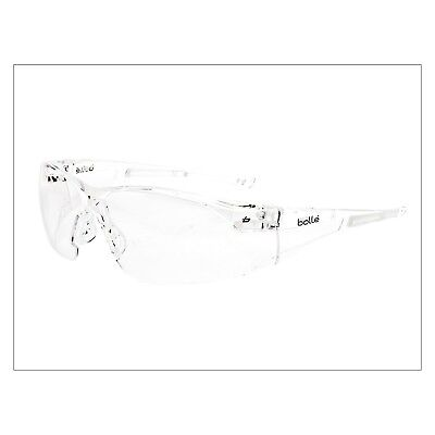 f9e17b1198c BOLLE SAFETY RUSH Safety Glasses - Clear BOLRUSHPSI - EUR 11