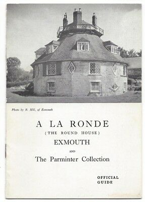EXMOUTH La Ronde Guide Book c1960 16 Pages