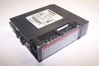 Ge Fanuc Output Module 16Pt Relay 2A 24 Vdc 120/240 Vac Ic693Mdl940K