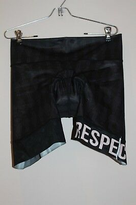 Shebeest Petunia Respect Women s Cycling Shorts Size Medium Black 3098 NEW b54b13a7c