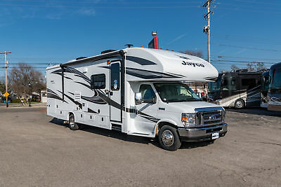 2019 Jayco Greyhawk 29MV - Gas Class C Motorhome - Ford V10 - Includes J-Ride