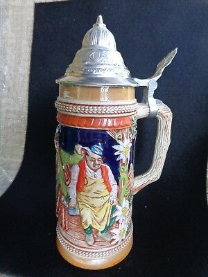 Gerz W. German beer stein