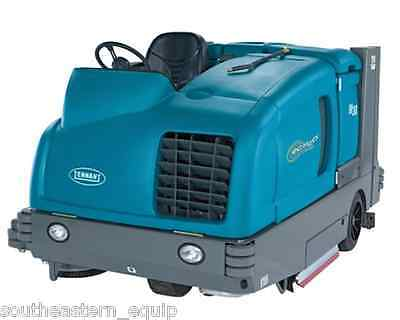 Reconditioned Tennant M30 LP Rider Sweeper Scrubber