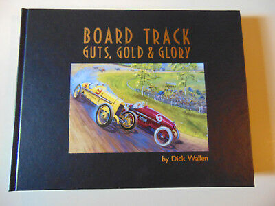 Board Track - Gold Guts and Glory