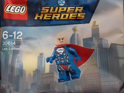 Lego Dc Super Héroes Lex Luther 30614 Polybag Bnip