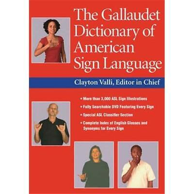 Cicso Independent B1014 The Gallaudet Dictionary of American Sign Language