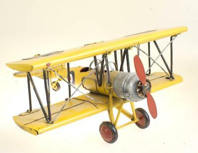Avro 621 Tutor Model: Hand Formed And Built All Metal Construction Ref: 2894N