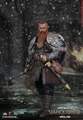 (US) 1/6 Coomodel Series of Empires SE018 Viking Vanquisher War Lord Figure