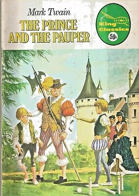 King Classics #23  The Prince And The Pauper  1978