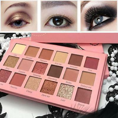 Tease Me 18-Color  Eyeshadow Palette Beauty Creations Highly Pigmented