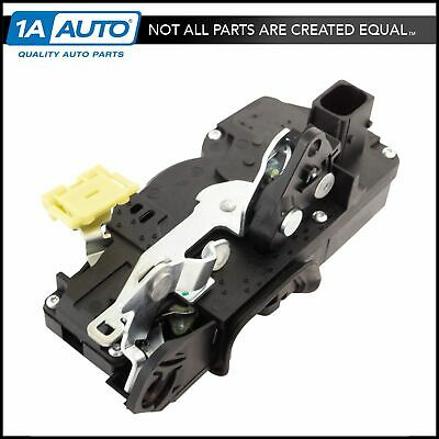 Door Lock Actuator Motor Latch Front Passenger Side Right RH for Equinox Torrent