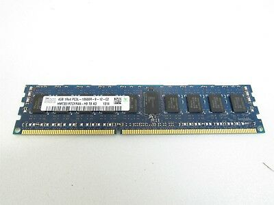 Lot of 12 Hynix HMT351R7CFR4A-H9 4GB 1Rx4 PC3L-10600R 1333MHz DDR3 ECC Memory
