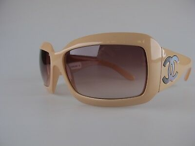 New Authentic Chanel 5076 H Sunglasses Women's Medium Made in Italy