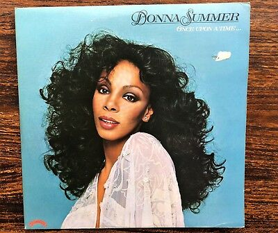 "LP - Donna SUMMER:   ""One upon a time"",  1977, DLP, DISCO"