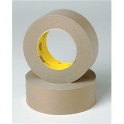 3M Abrasive 405-021200-48576 Scotch Flatback Tape 72 mm. x 55 m. 12 Case