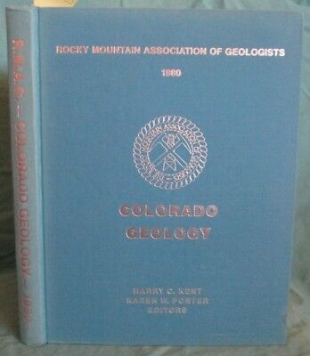 Colorado Geology, Geological Maps; Rocky Mountain Association of Geologists