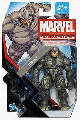 MARVEL UNIVERSE Collection_RHINO 3.75 inch action figure_Series 1_Unopened & New