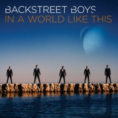 Backstreet Boys - In A World Like This NEW CD