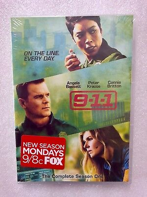 9-1-1 Season 1 DVD *Clearance Sale*