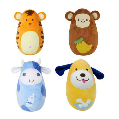 Inflatable Animal Tumbler Toy Crawling Educational Toys For Child Baby Infant CB