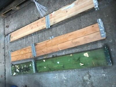 Euro Pallet Collars - size 1200 mm x 800 mm used condition ideal for bedding