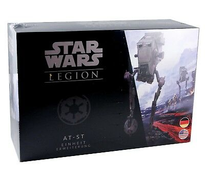 Star Wars: Legion - AT-ST • Einheit-Erweiterung DE/EN Fantasy Flight Games