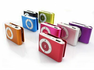MP3 Mini clip 8GB - Incluye cargador, cable, auriculares y Caja Original!!!