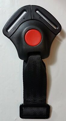 GRACO Safety 1st Cosco Carseat Replacement Buckle Black 2017 Safer Design NEW