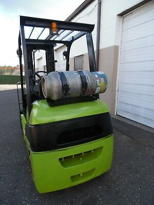 Clark Forklift Model C30CL