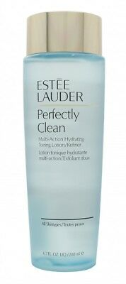 Estee Lauder Perfectly Clean Multi-Action Toning Lotion/refiner. New