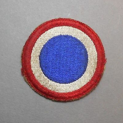 Vintage Original WWII US Army Ground Forces Replacement Training Center Patch