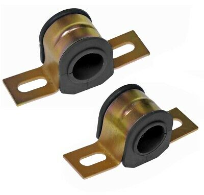 For Ford F-150 2004-2008 Pair Set of 2 Front Sway Bar Bushings Mevotech MS40875
