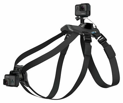 GoPro Fetch Dog Harness Mount Medium/Large Dogs 15-120lbs