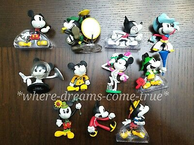 NEW Mickey Mania set of 12 w//Chaser Vinylmation Mickey Mouse Cartoon Series