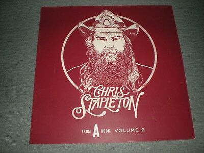 POSTER Lot by CHRIS STAPLETON from A room volume 2 promo flats for the album cd