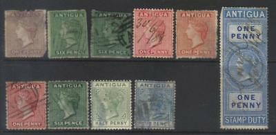 Antigua Small Qv Selection High Cat But In Mixed Condition