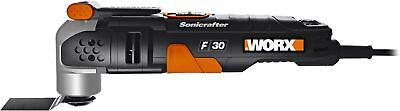 Worx WX680 SDS Sonicrafter F30 Variable Speed Multi Tool - 350W