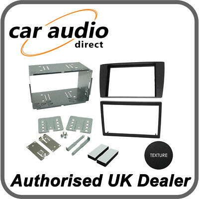 Connects2 CT23JG01 Jaguar S-Type 02/> Car Stereo Double Din Fascia Facia Plates